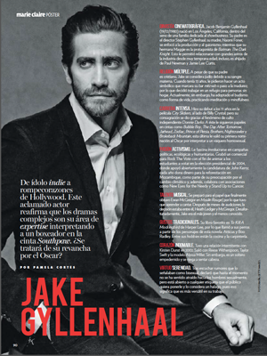 Jake Gyllenhaal, el rompecorazones de Hollywood