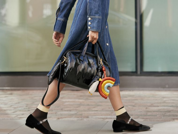 denim tendencia mango